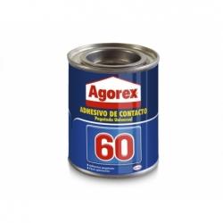 Adhesivo multiuso 60 contacto 1/32 Agorex.