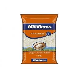 Arroz 1 Kilo Grado 2 Miraflores