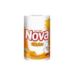 Toalla de Papel Clásica 12.5mts. Nova
