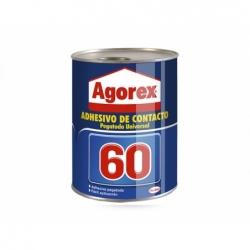 Adhesivo Multiuso 60 Contacto 1Litro Agorex