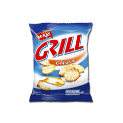 Galleta Grill Mini 35grs. Salada Mckay
