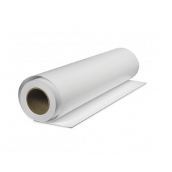 Rollo Plotter Papel Poliester 80mic 0.914x50mts. Diazol