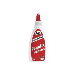 Adhesivo Madera frasco 110grs. Pegafix