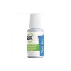 Corrector Liquido Frasco 20ml. Liquid paper