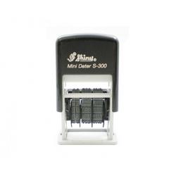 Timbre fechador S-300 Automático 3mm. Shiny