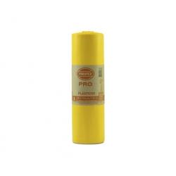 Bolsa Basura 80x110cm 10und amarilla Virutex