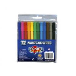 Lápices scripto 12 colores Proarte