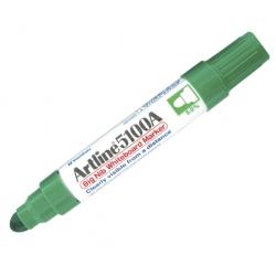 Marcador Permanente 5100 verde Artline