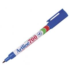 Marcador Permanente Recargable 700 verde P/Fina Artline
