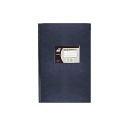 Libro Control de Asistencia 100 Hojas Foliado Aron