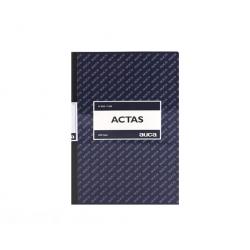 Libro de Acta 100 Hojas Auca