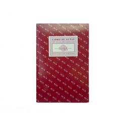 Libro de Acta Matemáticas 200 Hojas Rem