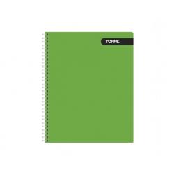 Cuaderno Universitario Caligrafía lizo 100hojas Torre