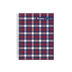 Cuaderno Top Scotland 150 Hojas Torre