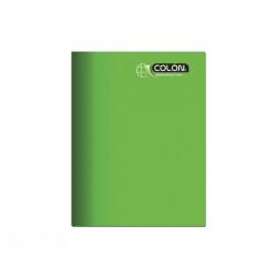 Cuadernos College liso 80 Hojas 5mm. Colon