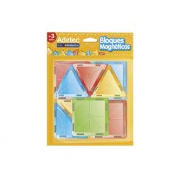 Figuras Magnéticas Colores y Formas - Adetec