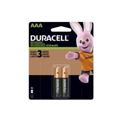 Pila Recargable (AAA) 2 und. - Duracell