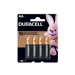 Pila Alcalina (AA) 4 und. - Duracell