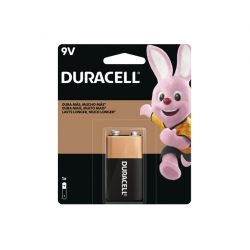 Bateria 9 Volt (1604) - Duracell