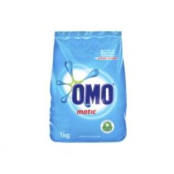 Detergente en Polvo Matic 1 Kilo Omo