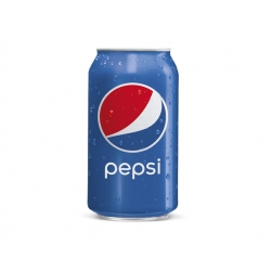 Bebida en Lata 350cc. Pepsi