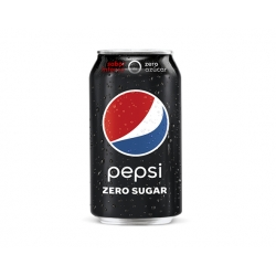 Bebida en Lata 350cc. Zero Pepsi