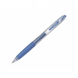 Lápiz gel 0.7 mm Poplol azul metálico Pilot