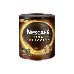 Café Instantáneo Fina selección 420 grs. Nescafé
