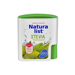 Endulzante Naturalist Stevia 300 Tabletas