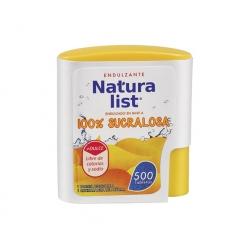 Endulzante Naturalist Sucralosa 500 tabletas