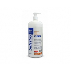 Protector solar 1 litro Factor 50+ Safepro