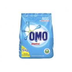 Detergente en Polvo Matic 5 Kilo Omo