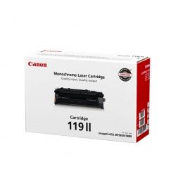 Toner 119 II Negro Canon