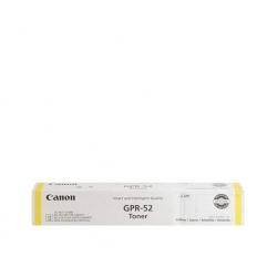 Toner GPR-52 Yellow Canon