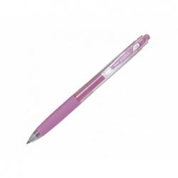 Lápiz gel 0.7 mm Poplol rosado pastel Pilot