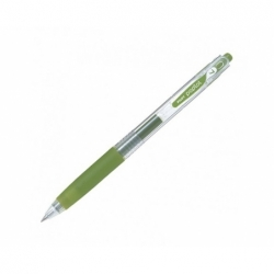 Lápiz gel 0.7 mm Poplol verde manzana Pilot