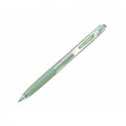 Lápiz gel 0.7 mm Poplol verde pastel Pilot