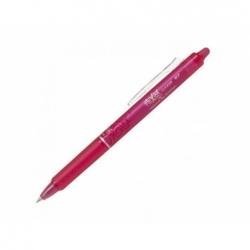 Lápiz pasta 0.7 mm borrable Frixion Clicker rosado Pilot