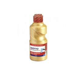 Tempera Metalica 250ml. Oro Giotto