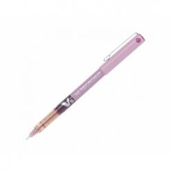 Lápiz tinta 0.5 mm BX-V5P Hi-Tecpoint rosado Pilot