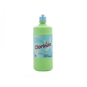 Cloro Gel Tradicional 500 ml Clorinda