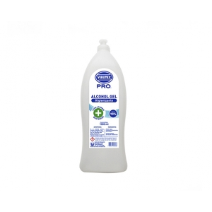 Alcohol Gel Higienizante 1 litro Virutex