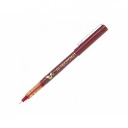 Lápiz tinta 0.7 mm BX-V7 Hi-Tecpoint rojo Pilot