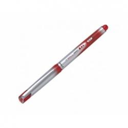 Lápiz tinta 0.7 mm Vball grip punta fina rojo Pilot