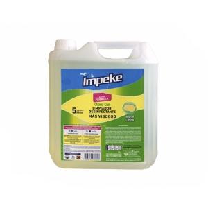 Cloro Gel Aroma Limon 5Litros  Impeke