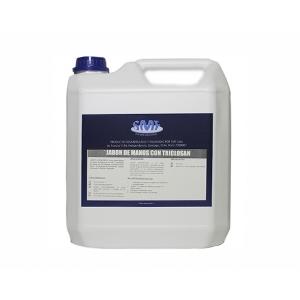 Jabon Liquido con Triclosan 5 Litros SMF