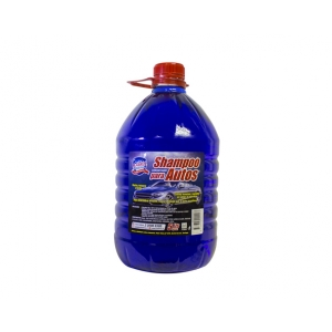 Shampoo Para Autos 5 Litros Llabres