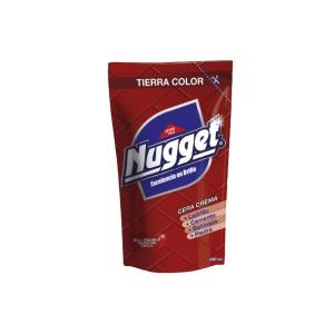 Cera Crema 340ml. D/P Tierra Color Nugget
