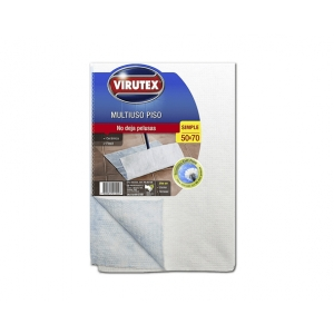 Trapero Simple C/Ojal 50x70cm Blanco Virutex