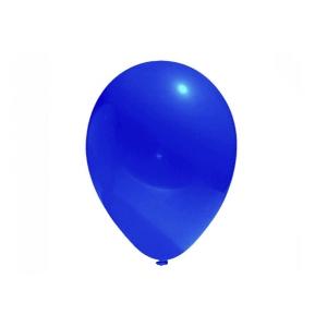 Globo Nº9 Azul Set de 50und.